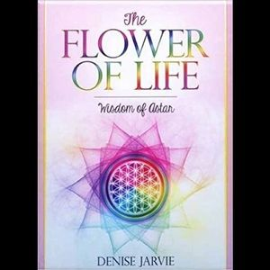 The Flower of Life. Wisdom of Astar. oracle cards